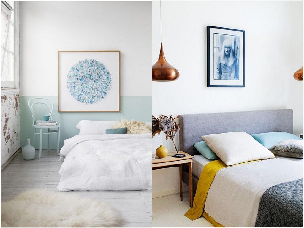 tendencias decoración dormitorios 2017