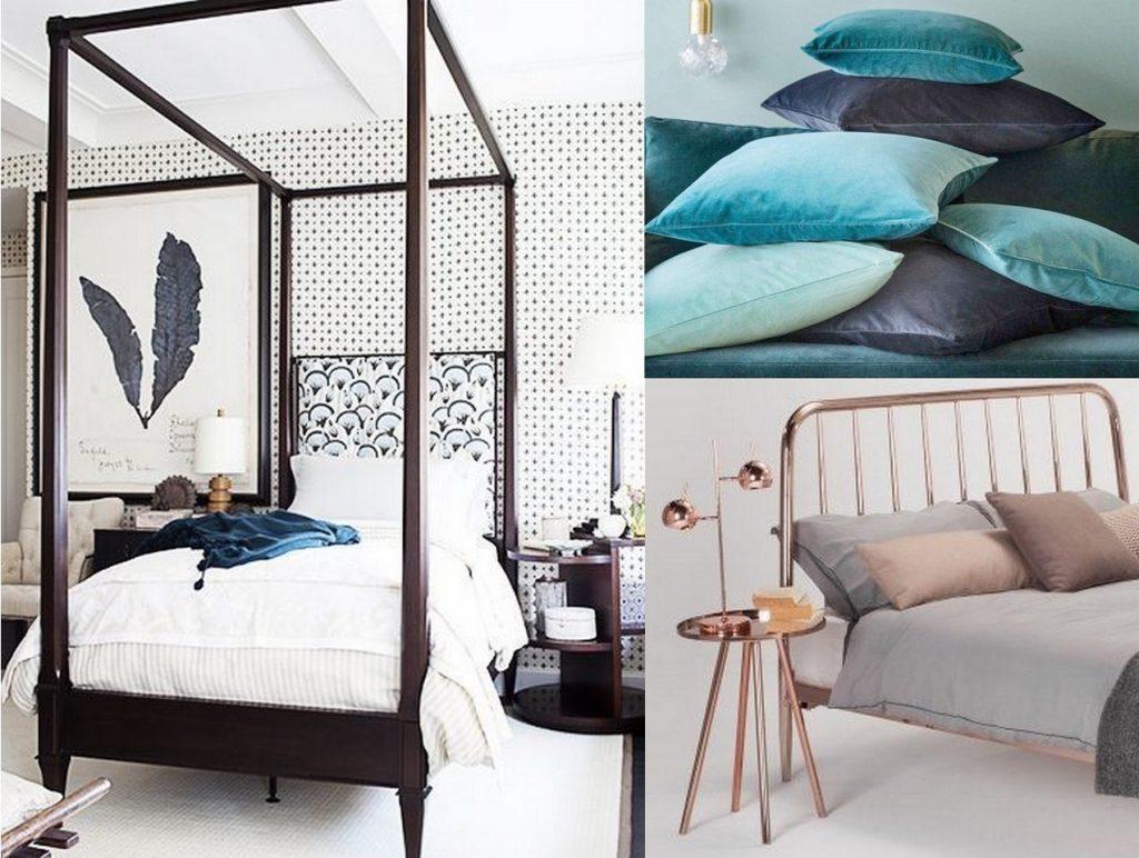 decoración dormitorios 2017
