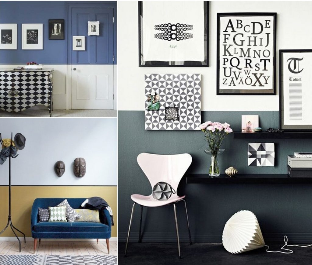 7 ideas para decorar con poco dinero el sal n de tu casa - Pinturas para salones pequenos ...