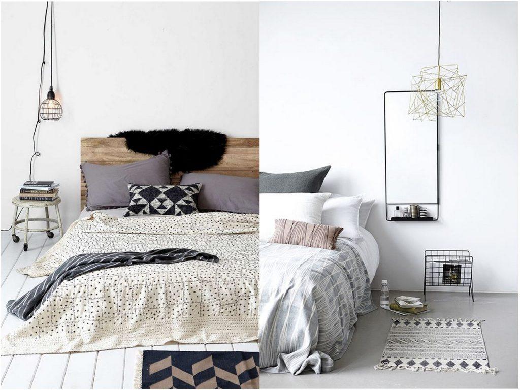 7 tendencias decoraci n dormitorios 2016 2017 - Decoracion paredes dormitorio ...