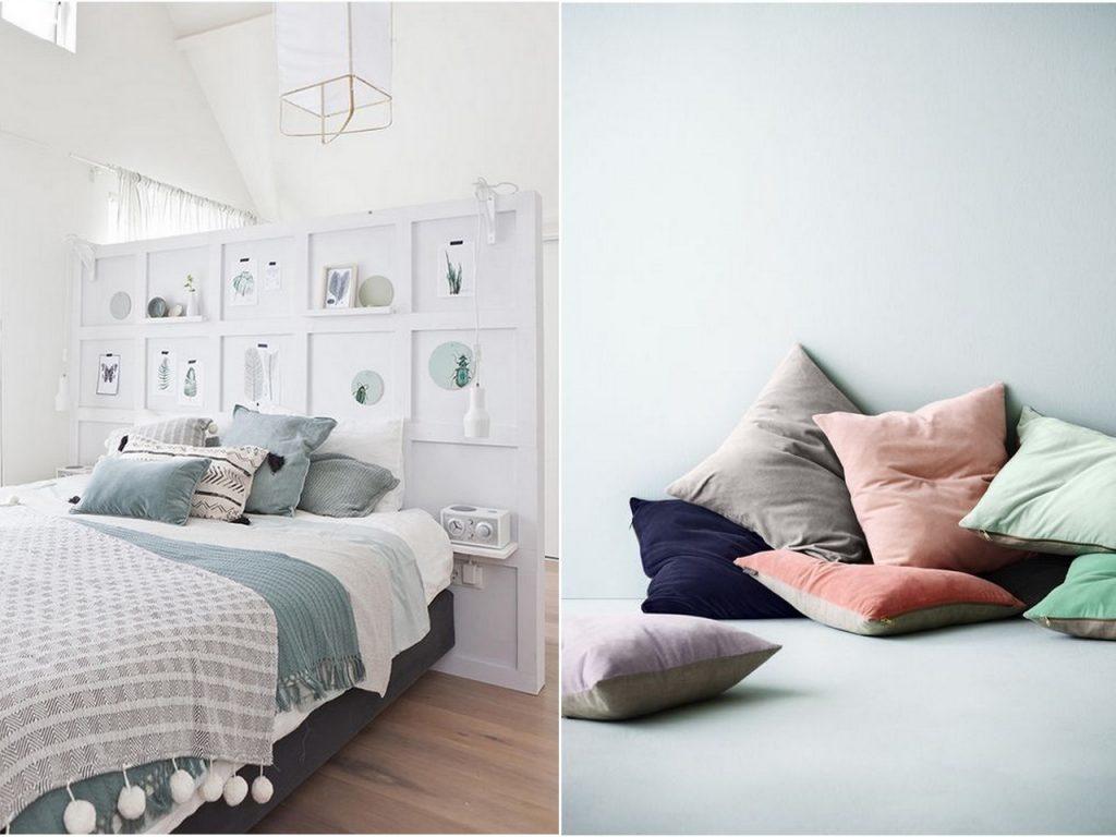 decoración dormitorios 2017 decoración dormitorios con terciopelo