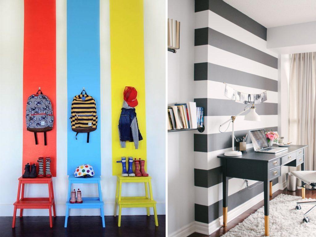 50 ideas geniales de pintura mural - Murales en habitaciones ...