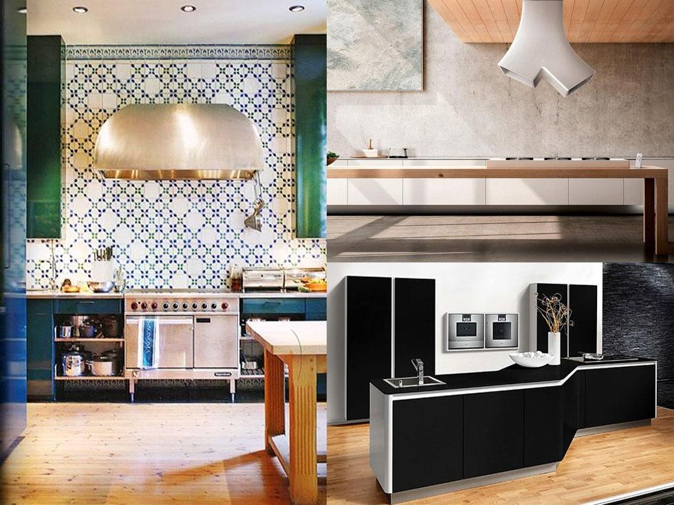 Tendencias cocinas 2017 el nuevo centro de tu hogar - Lo ultimo en cocinas ...