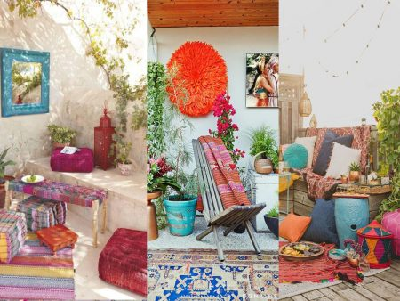 Decoraci n boho chic archivos blog con ideas de for Decoracion hippie chic