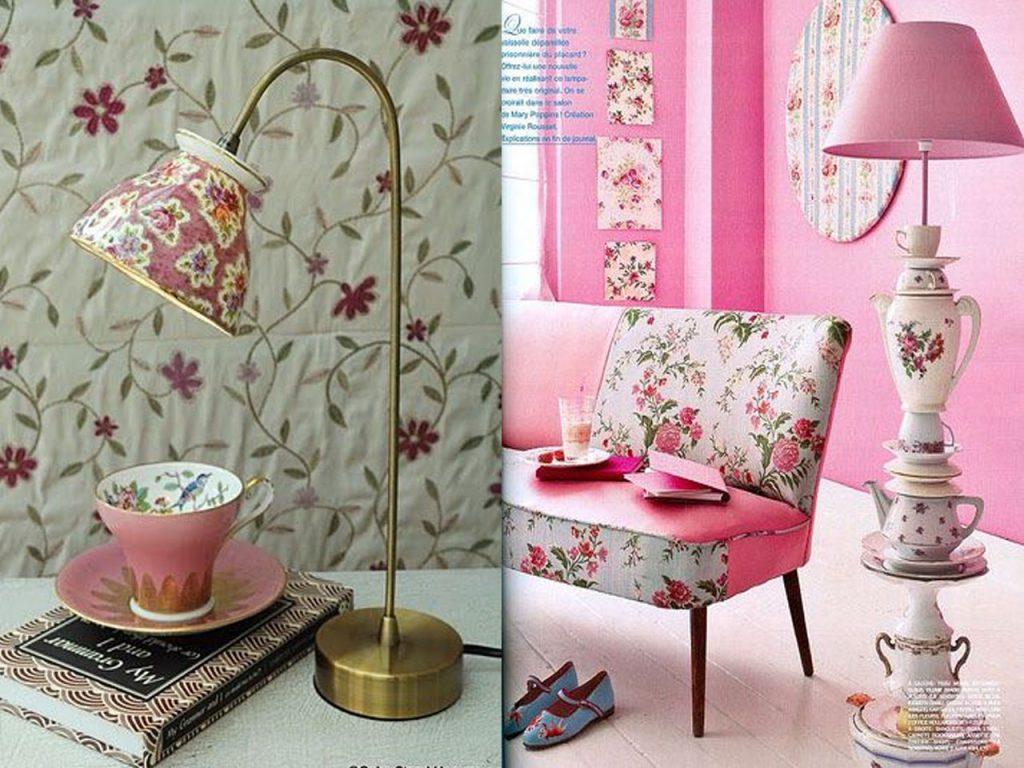 6 ideas para reciclar tazas y decorar - Cosas antiguas para decorar ...