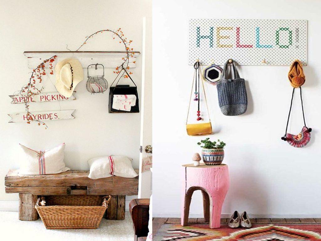 decoracin para recibidores pequeos