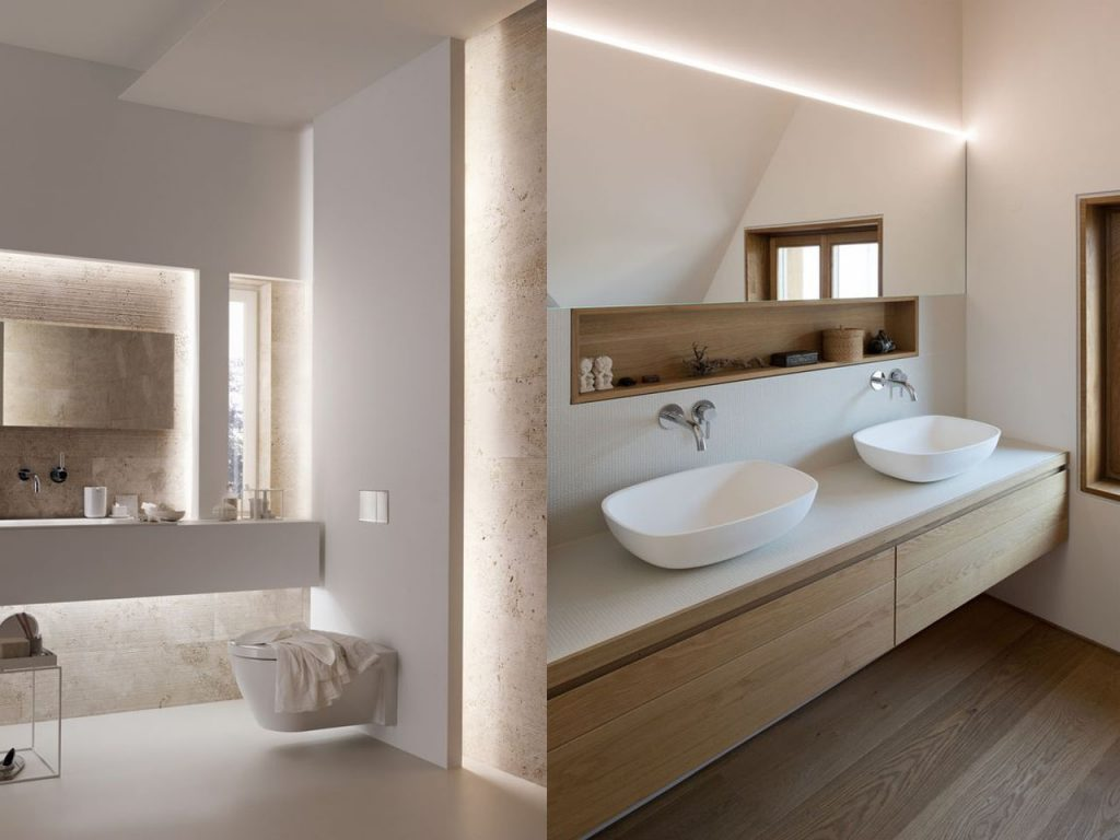 Tendencias en ba os 2017 2018 ba os a la ltima for Bathroom design 2019
