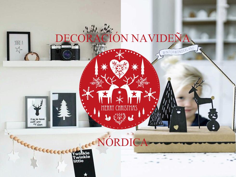 Decoración navideña nórdica: una Navidad con estilo