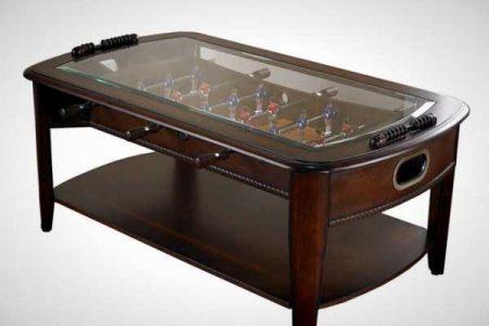 ¡Una mesa para los más jugones!