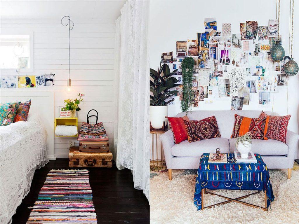 elementos personales decoración de casas acogedoras