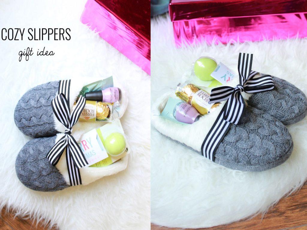 zapatillas regalos Navidad DIY