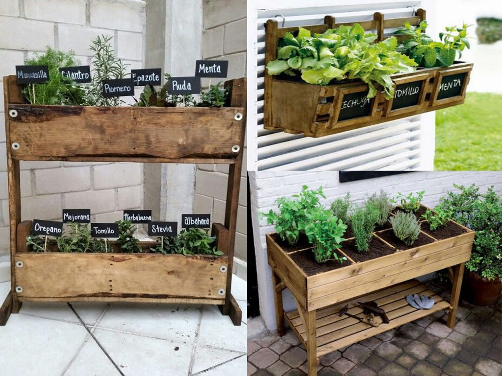 Ideas para cultivar un huerto en casa - Tu huerto en casa ...