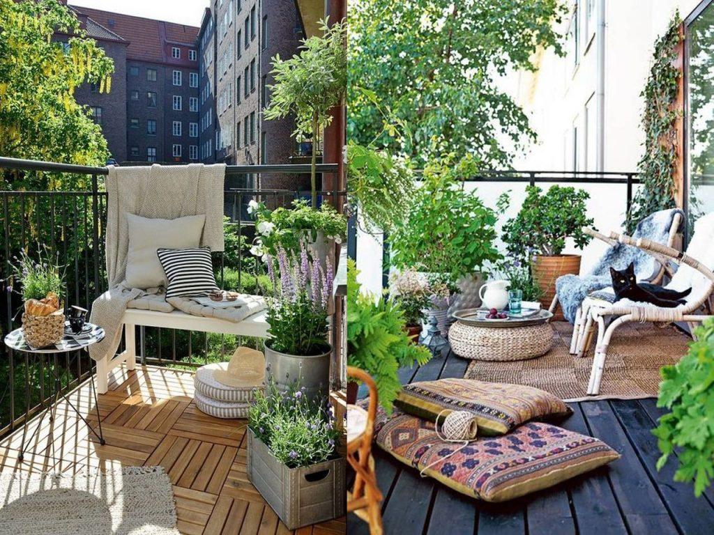 Decoraci n terrazas para todos los gustos y todas las for Decoracion de terrazas y jardines
