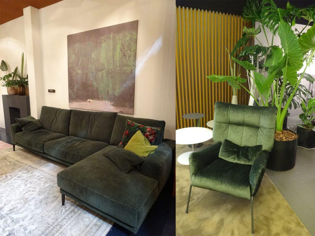 Tendencias decoraci n 2017 2018 feria del mueble de mil n - Colores para salones 2017 ...