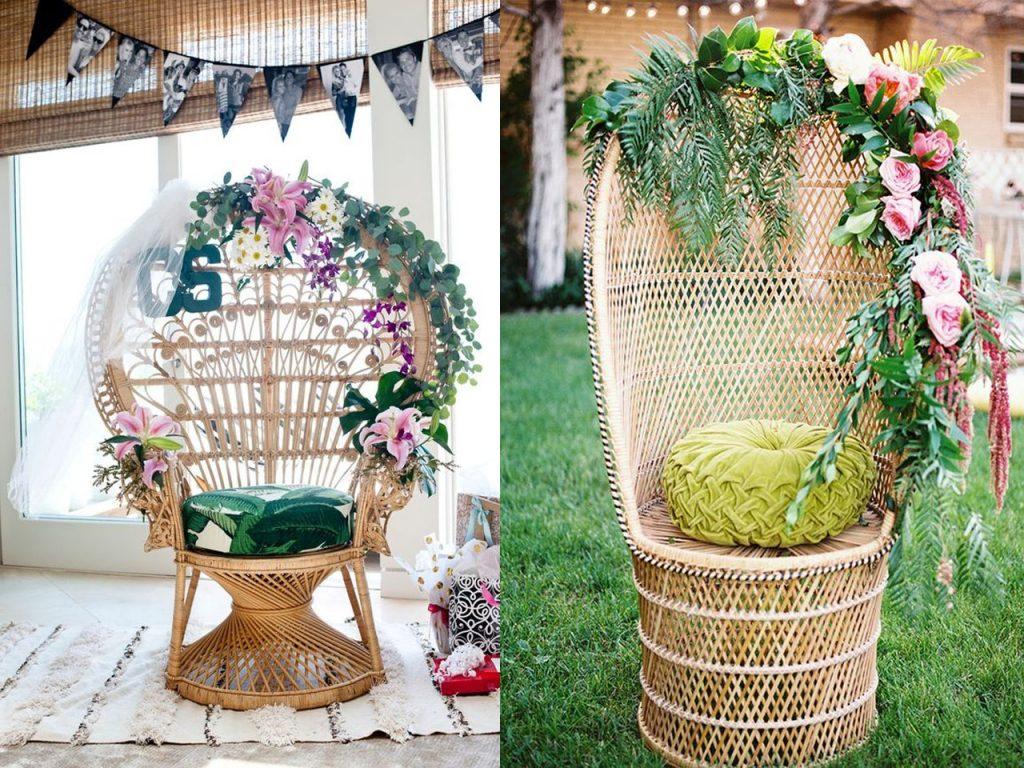 Las mejores ideas para una fiesta tropical durante este verano - Sillon emmanuelle ...