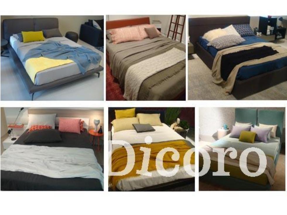 Ropa de cama: estampados, colores y texturas combinados