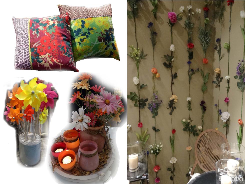 Ideas primaverales y florales para nuestro hogar