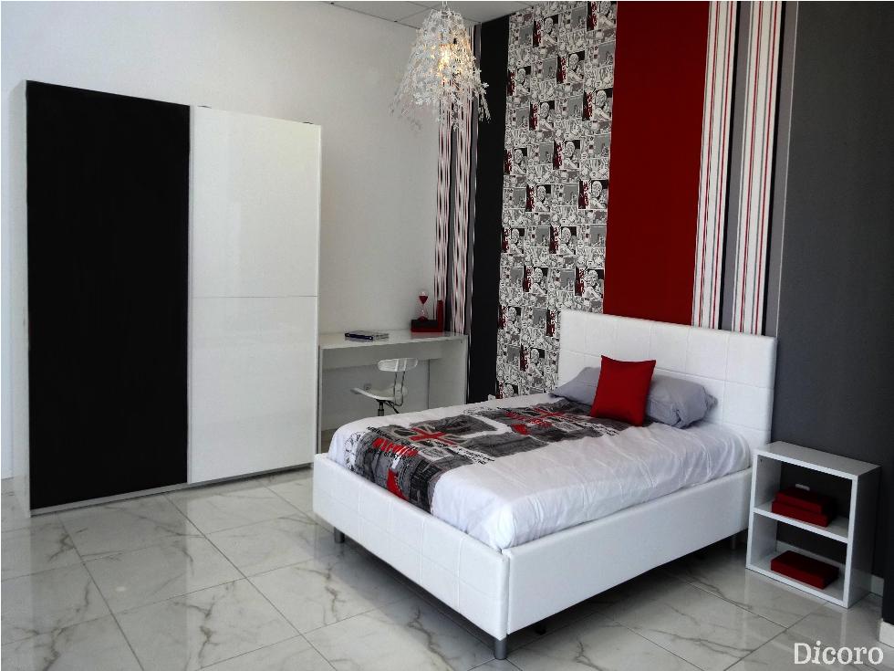 Dormitorio Juvenil Moderno Joy En Dicoro Descubrelo Blog Con - Decoracion-dormitorios-juveniles-modernos