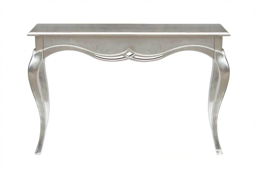 Consola Antique plata.