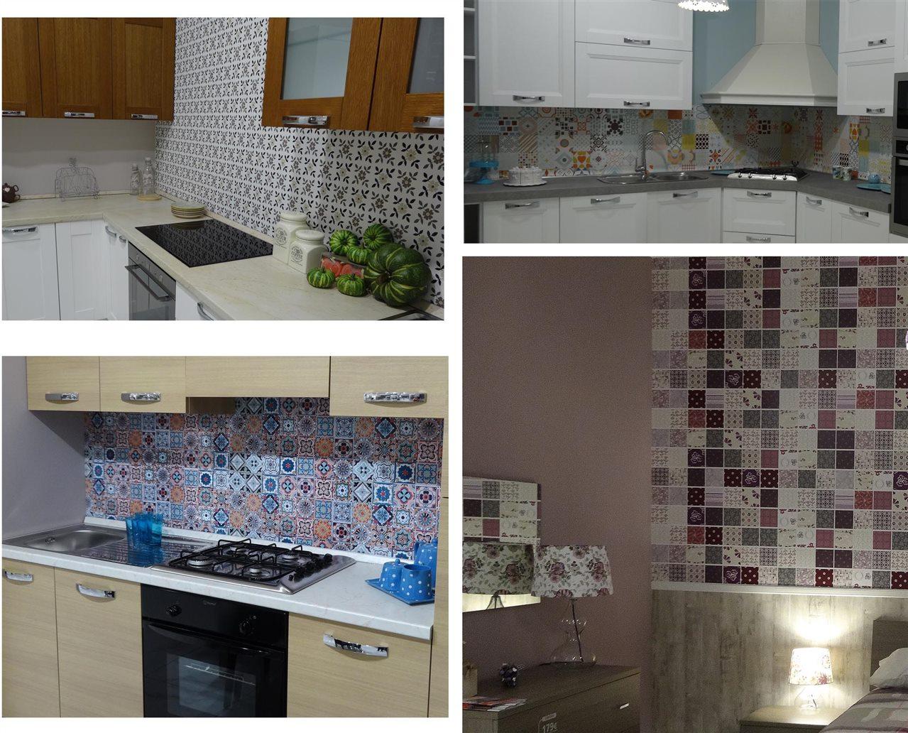Mosaicos hidr ulicos una vuelta al pasado blog con for Vinilo azulejo hidraulico