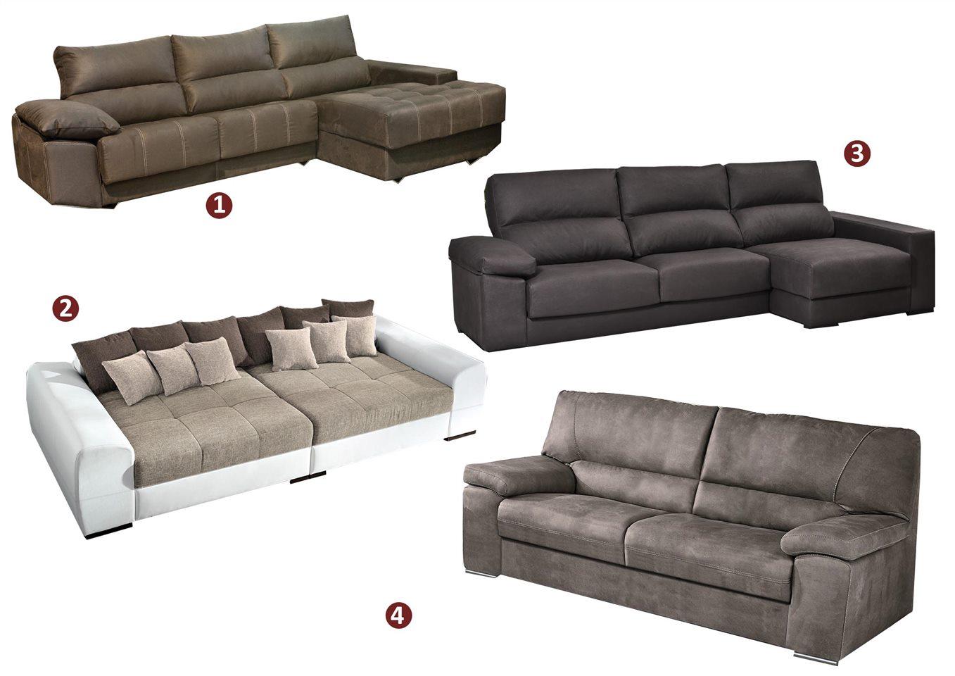 Los incre bles sof s de dicoro para disfrutar toda la for Sofas pequenos y comodos