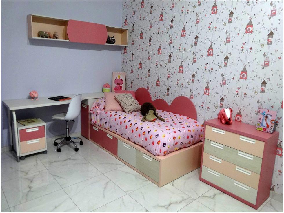 Habitaciones infantiles para soñar y se sientan a gusto.