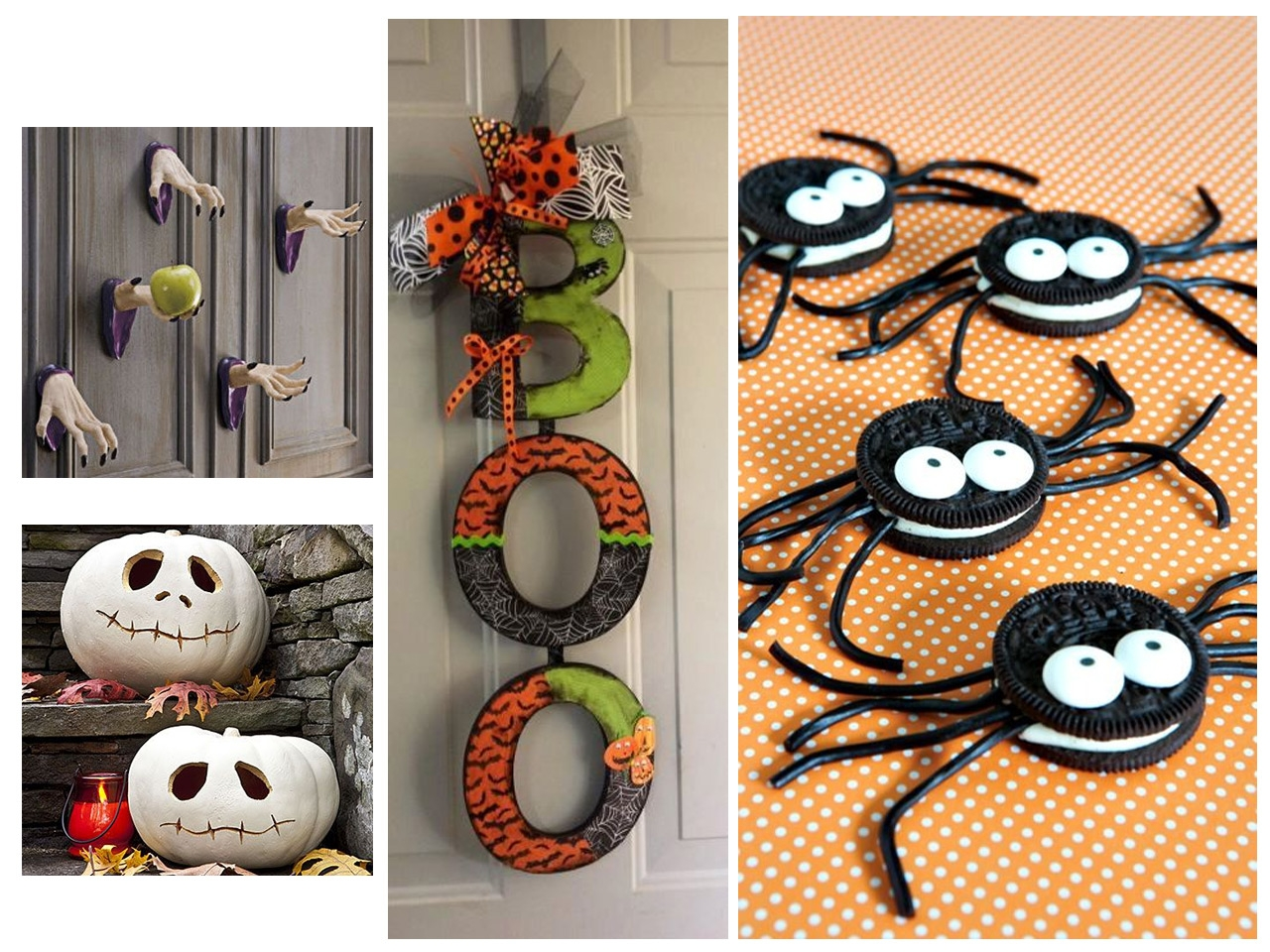 Decoraci n halloween for Adornos originales para casa