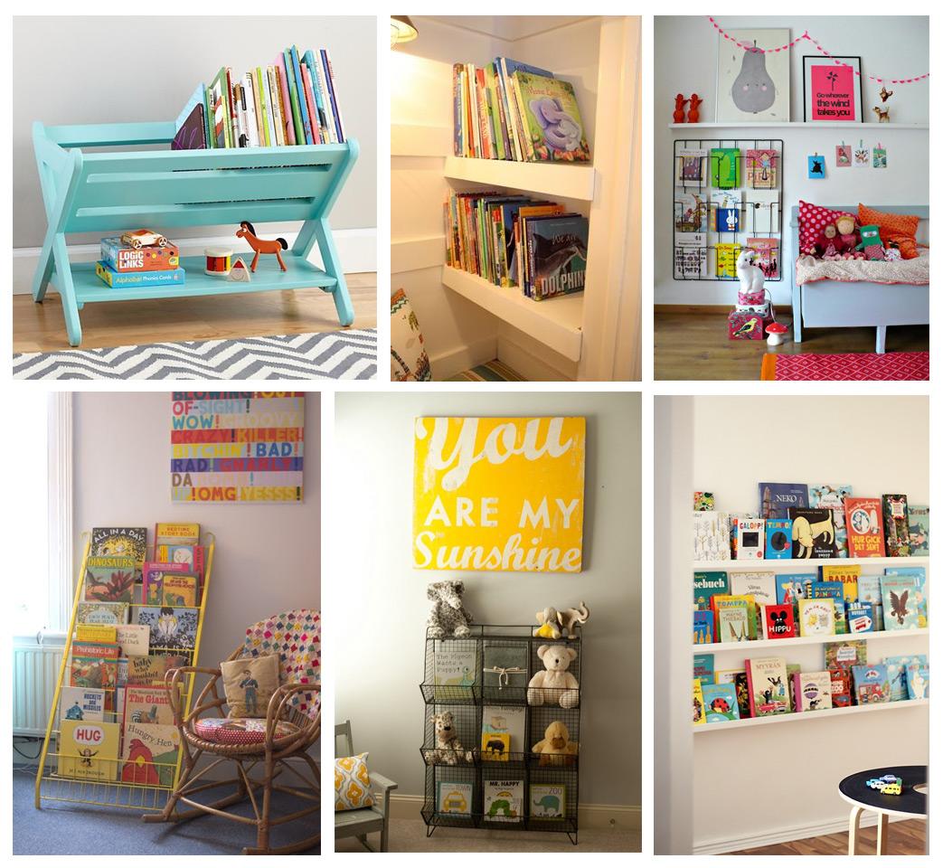 Rincones M Gicos De Lectura Inspiraci N Y Mobiliario Infantil ~ Estanterias Para Libros Infantiles