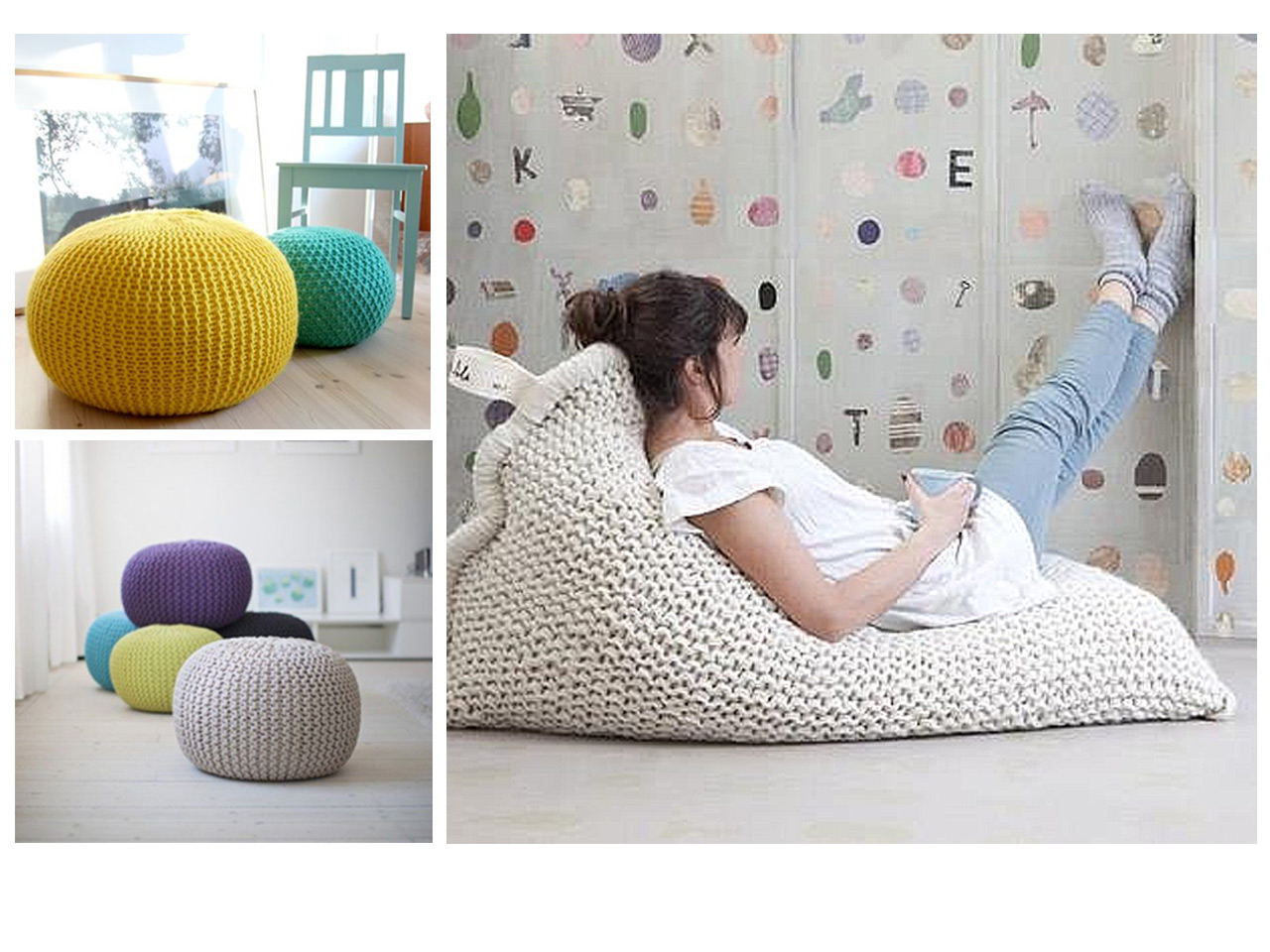 10 propuestas para decorar tu casa con crochet for Decorar cuadros