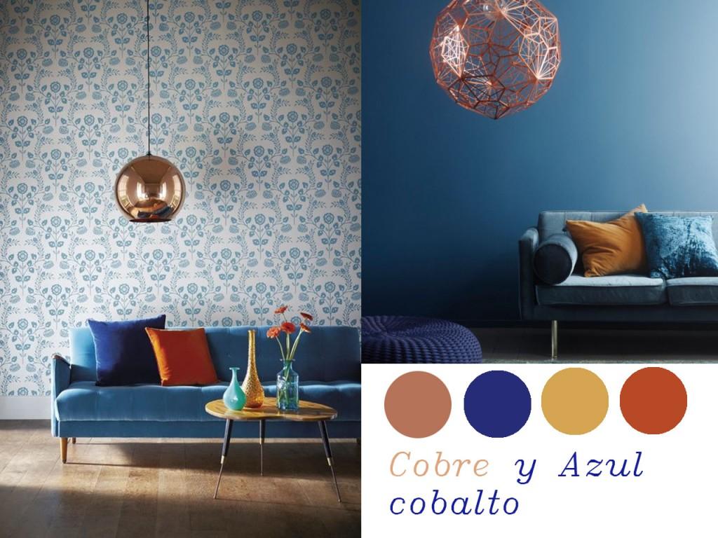 14 combinaciones impactantes de decoraci n con cobre for Q color combina con el gris