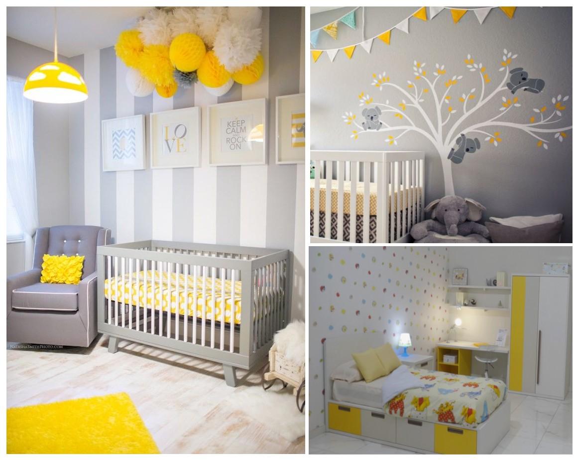 habitaciones infantiles el gris no tiene porque ser On habitacion infantil gris