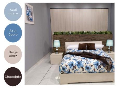 Decoración dormitorio: colores