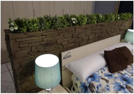 Decoración dormitorio: jardinera