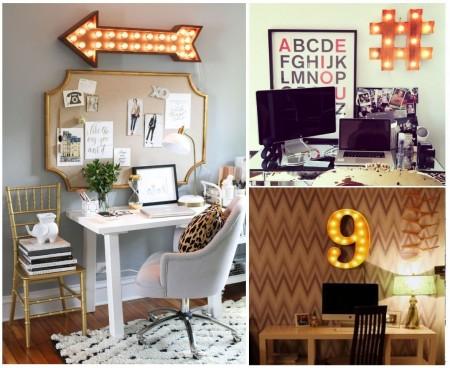 proyectos decoración: luces