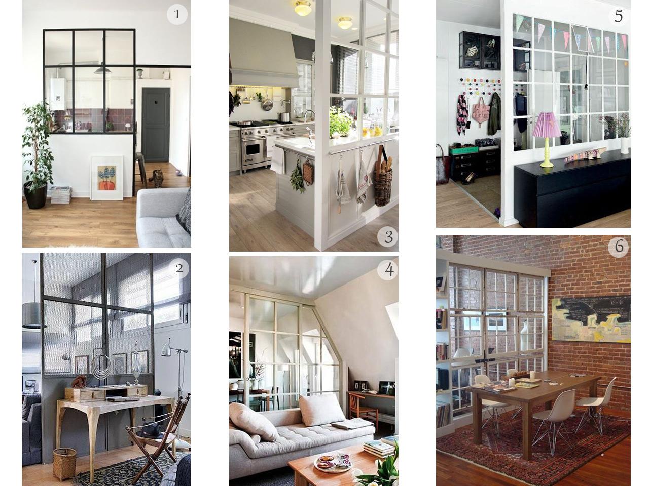 Dividir espacios abiertos con trucos decorativos for Se puede dividir un piso en dos