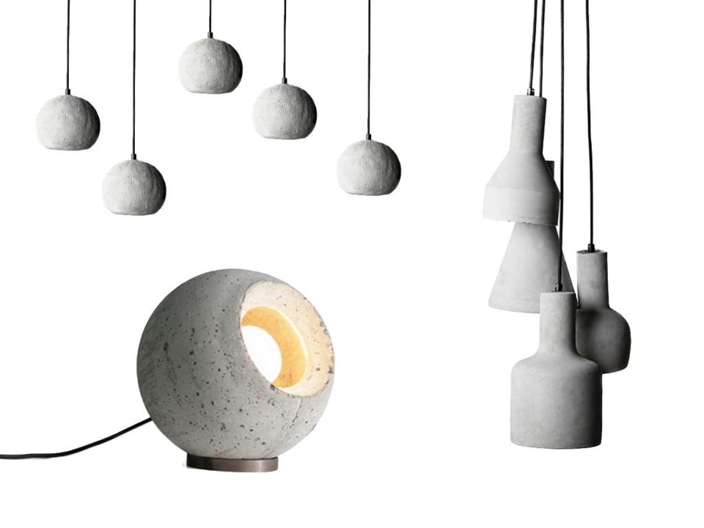 Modelo Massy dentro de la línea de lámparas de techo originales de Dicoro, modelo Massy Plus (4 luces) de la línea de lámparas artesanales de Dicoro y lámpara de mesa Massy de la línea de lámparas originales de Dicoro.