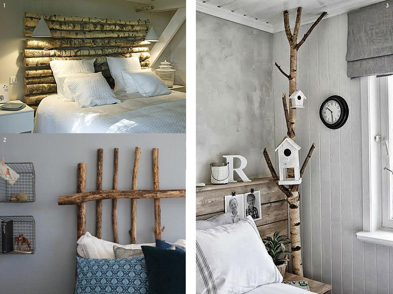El bosque en casa ramas troncos y manualidades en madera for Manualidades para casa rustica
