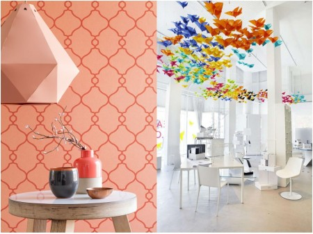 tendencias decoracion 2015: origami intro