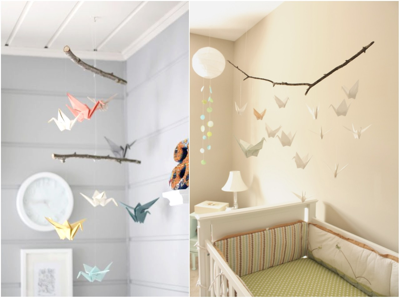 12 ideas econ micas para decorar habitaciones infantiles for Ideas faciles para la casa