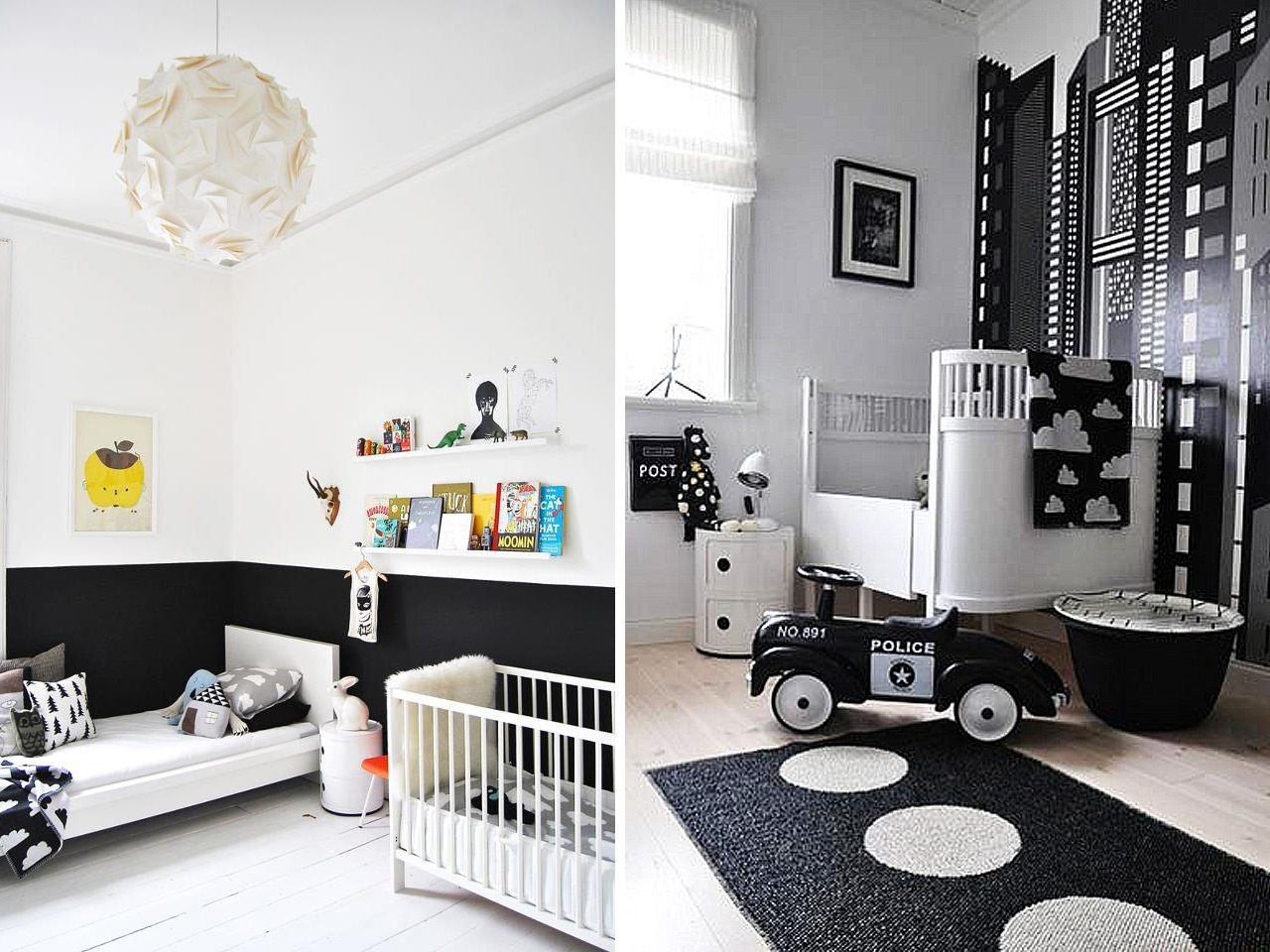 Ideas originales para decorar la habitaci n del bebe - Ideas de decoracion para habitaciones ...