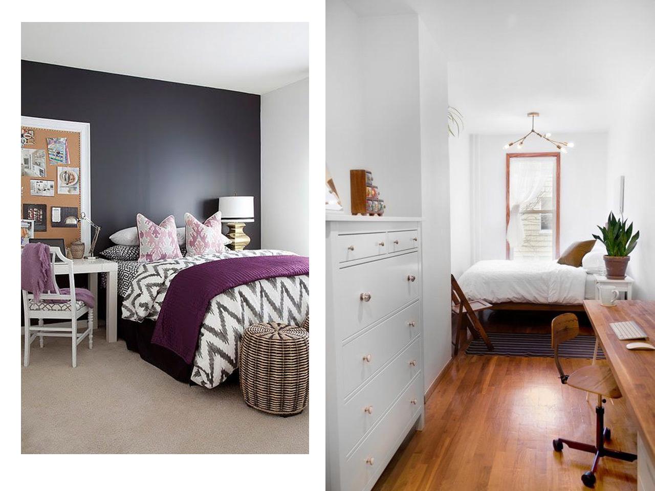 Consejos para decorar tu habitaci n multiusos - Habitacion de invitados ...