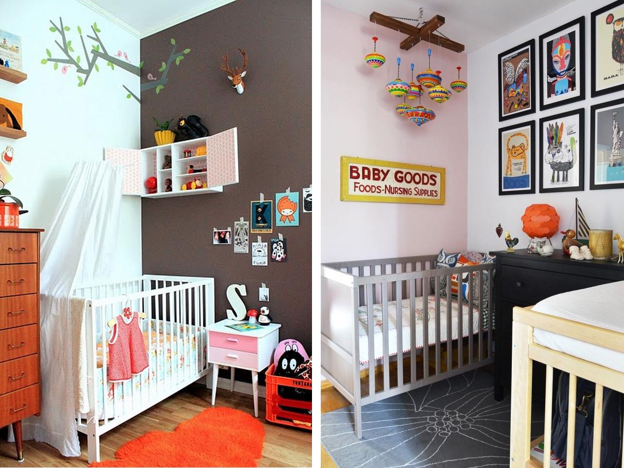 Ideas originales para decorar la habitaci n del bebe - Decorar la habitacion del bebe ...