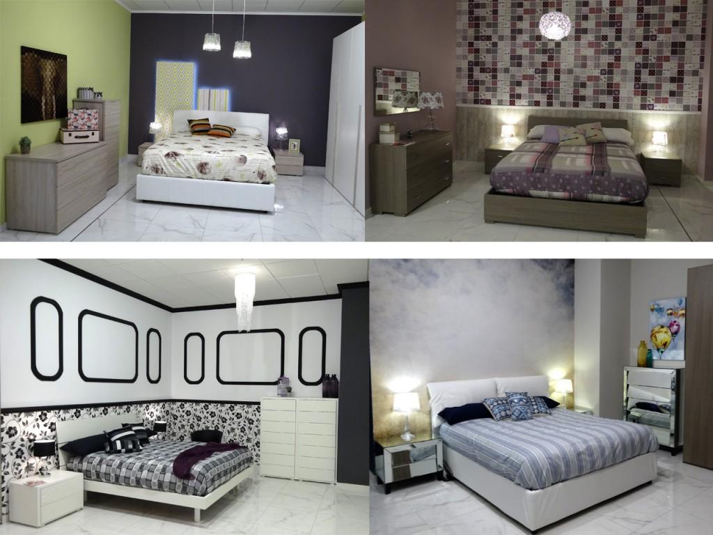 Dormitorios vistos en tiendas Dicoro.