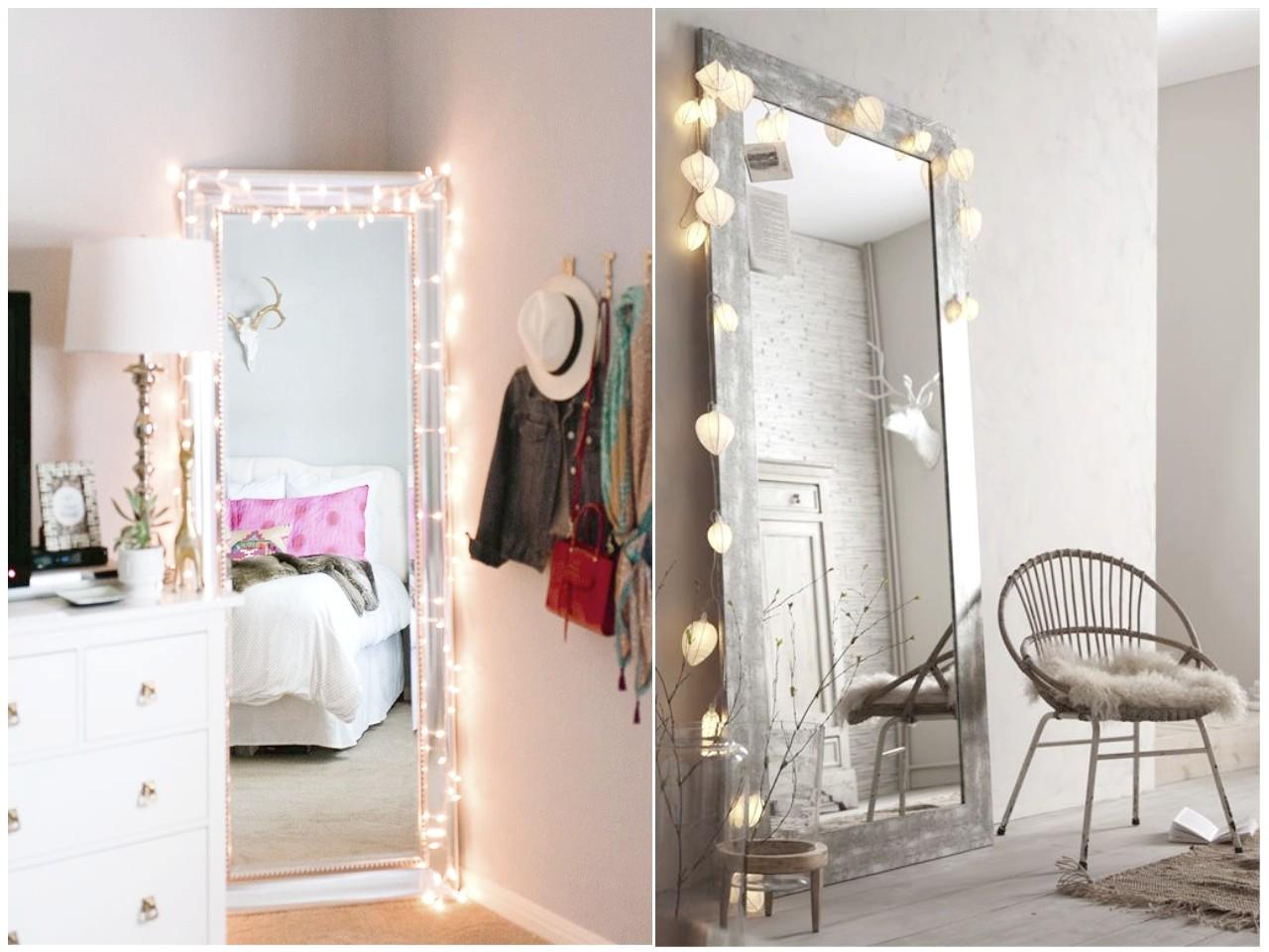 Decoraci n dormitorio descubre los mejores consejos for Espejo cuerpo entero