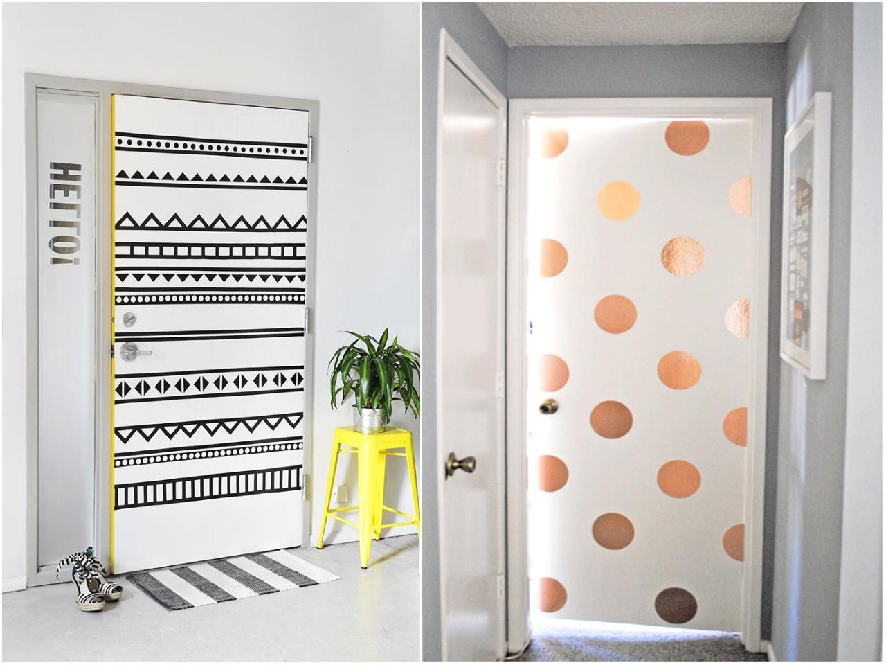 Cambiar color puertas vamos a pintar las puertas con for Cambiar puertas muebles cocina