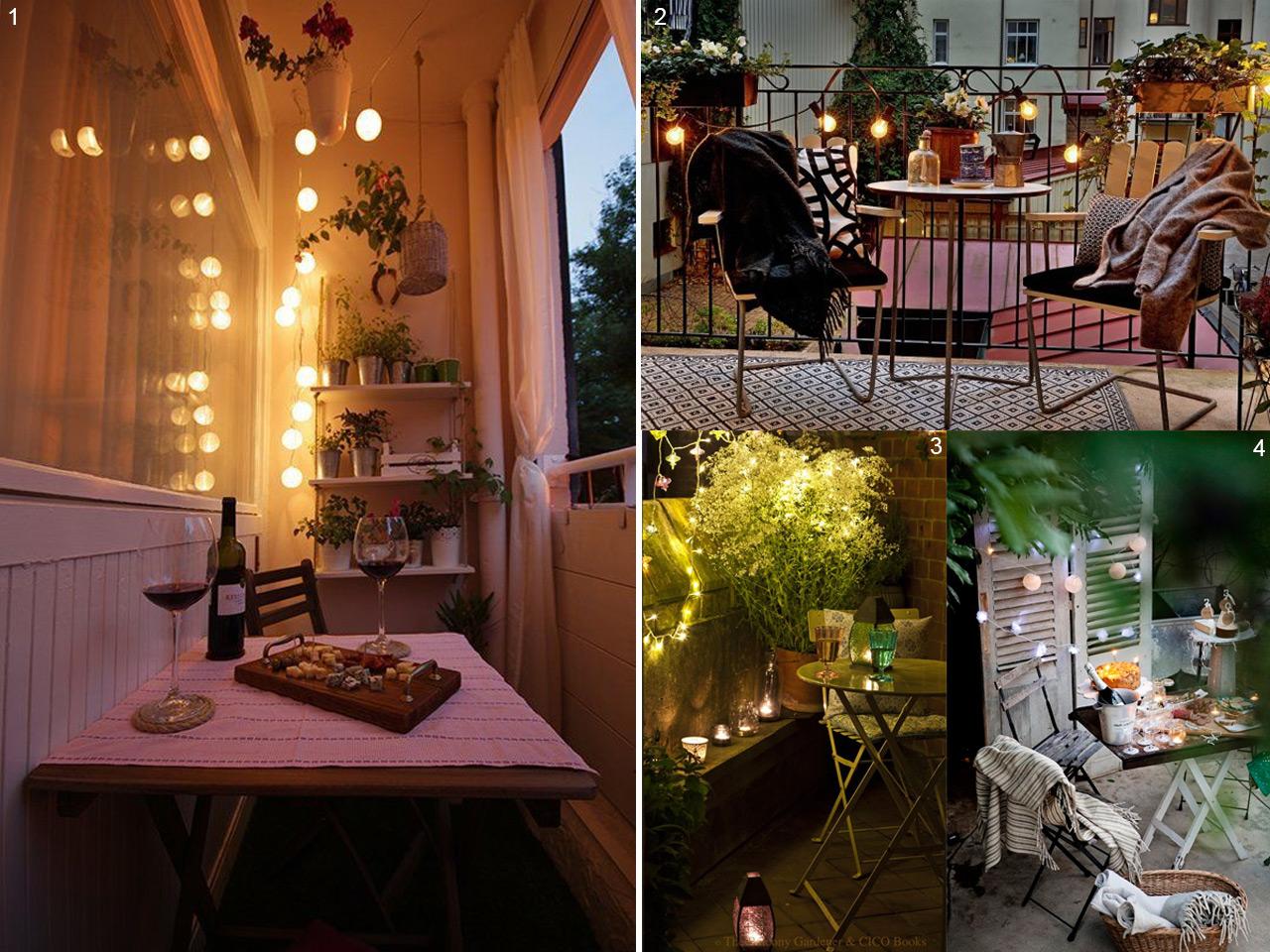 5 consejos para decorar balcones peque os con encanto for El jardin romantico