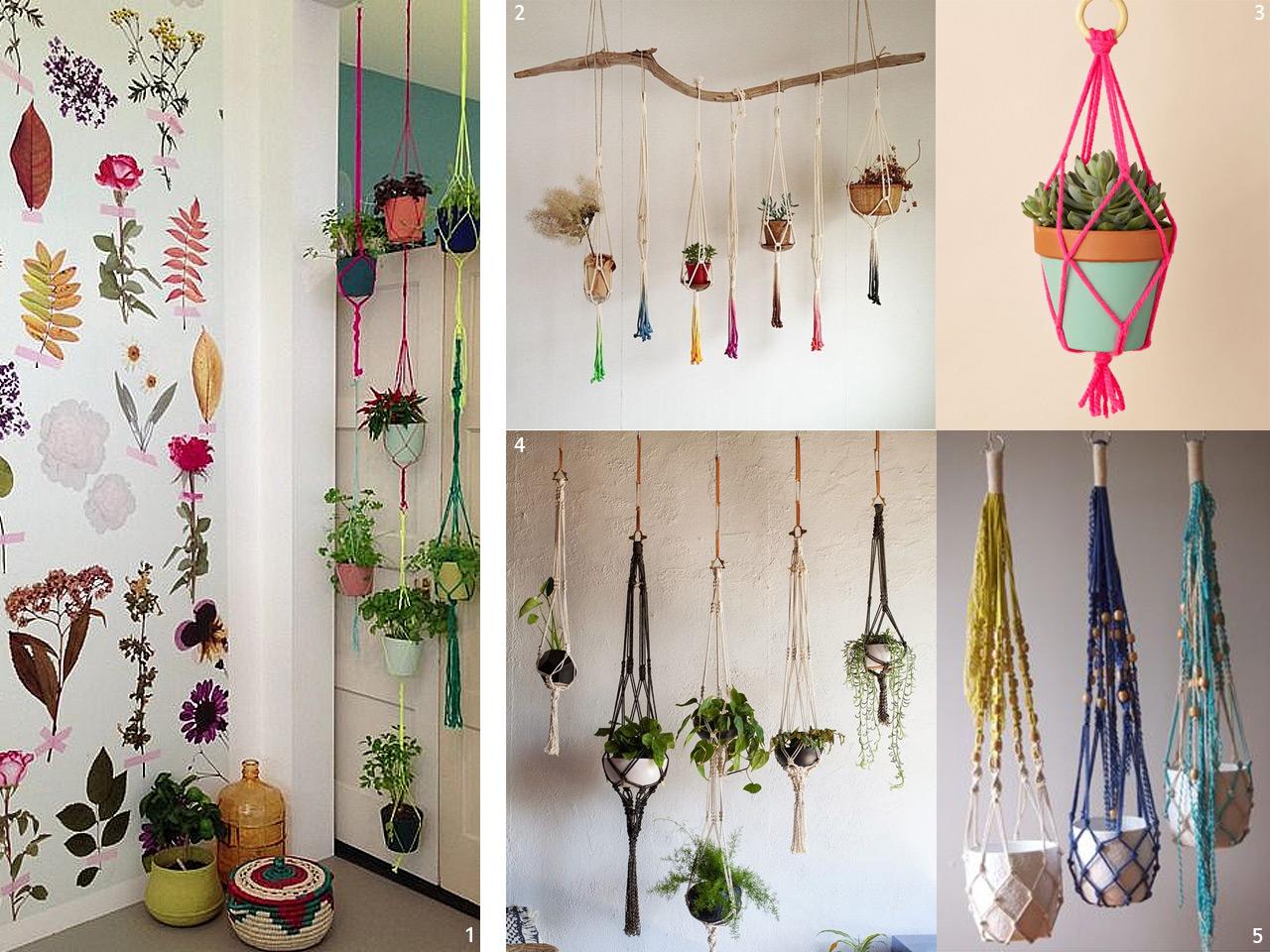 5 ideas para decorar con macram for Cosas de casa decoracion online