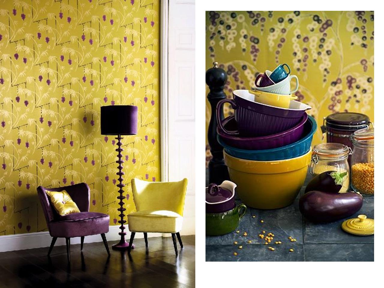 Atr Vete Con Una Decoraci N En Color Mostaza # Muebles Color Mostaza