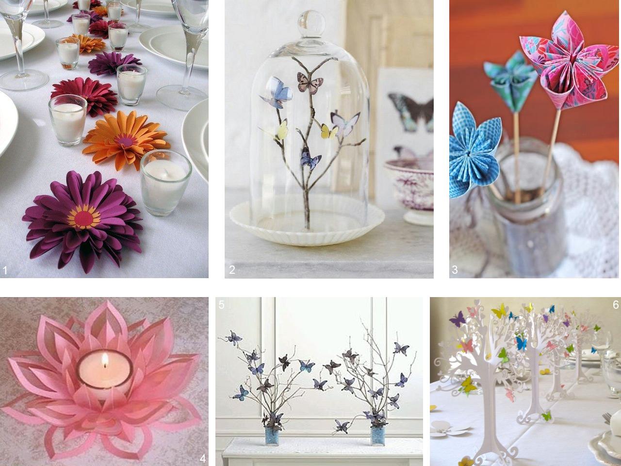 6 estilos diferentes para decorar con centros de mesa for Mesas de centro bonitas