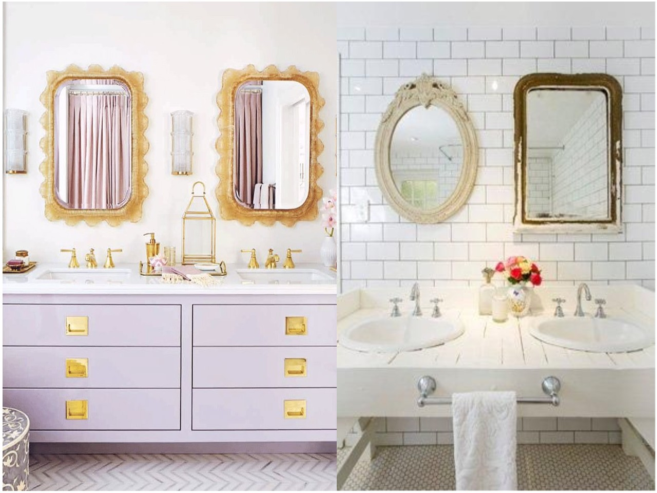 8 ideas trending para decorar ba os con estilo for Amueblar bano